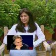 """Richard Berry évoque le don du rein fait à sa soeur Marie sur le plateau de """"Zone Interdite"""" (M6). Le 20 mars 2016. Ici une interview de l'acteur et de Marie datant de 2005 et réalisée deux jours avant l'opération."""