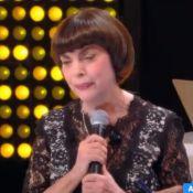 Mireille Mathieu – TPMP : En sanglots en évoquant la mort de sa mère...