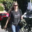 Exclusif - Kate Moss est allée déjeuner avec sa fille Lila Grace Moss-Hack, son ex Jamie Hince et son amie Kelly Osbourne à West Hollywood. Le 18 octobre 2018