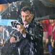 """Johnny Hallyday, dans le """"Vengeance"""" de Johnnie To, en compétition à Cannes le 17 mai 2009 !"""