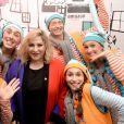 """Exclusif - Marilou Berry à l'inauguration de """"la Maison de Noël Amazon"""" à la Crèmerie de Paris, à Paris, France, le 22 novembre 2018. © Veeren/Bestimage"""
