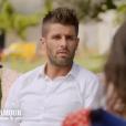 """Émeric lors du bilan de """"L'amour est dans le pré 2018"""" lundi 26 novembre 2018 sur M6."""
