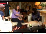 Nicolas Sarkozy et sa Carlita : fous... de leurs chiens !