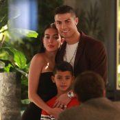 Cristiano Ronaldo : Sa fiancée Georgina et ses quatre enfants prêts pour Noël