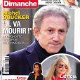 """Régine dans """"France Dimanche"""", en kiosques le 30 novembre 2018."""