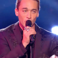 """Jean-Baptiste Guégan - """"La France a un incroyable talent 2018"""". Sur M6, le 4 décembre 2018."""