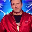 """David Burlet - """"La France a un incroyable talent 2018"""". Sur M6, le 4 décembre 2018."""