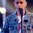 """Farès - """"La France a un incroyable talent 2018"""". Sur M6, le 4 décembre 2018."""