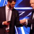 """Fred Razon - """"La France a un incroyable talent 2018"""". Sur M6, le 4 décembre 2018."""