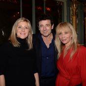 Amanda Sthers et Patrick Bruel : Les deux ex, réunis et radieux sur tapis rouge