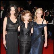 Isabelle Huppert, Asia Argento et Robin Wright au top de l'élégance...