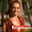 Maëva Coucke à Miss Monde 2018 - 8 décembre 2018, Paris Première