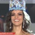 Miss Mexique  Vanessa Ponce de Leon élue Miss Monde 2018 à Sanya, en Chine, samedi 8 décembre 2018- Paris Première