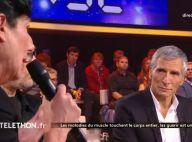 Nagui en larmes au Téléthon, il partage sa fierté...