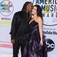 Ty Dolla $ign et sa compagne Lauren Jauregui (du groupe Fifth Harmony) à la soirée 2018 American Music Awards à Los Angeles, le 9 octobre 2018