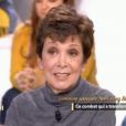 """Catherine Laborde dans """"Ça commence aujourd'hui"""" sur France 2."""