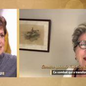 Françoise Laborde : Son tendre message pour sa soeur Catherine émue aux larmes
