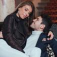 Matthieu Giraud et Eva Colas, le 18 septembre 2018.