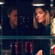 Alice Taglioni et Laurent Delahousse posent ensemble de manière visible et officielle, sur Instagram, le 16 décembre 2018