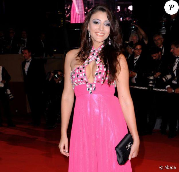 Rachel-Legrain Trapani à Cannes avec la même robe que Cindy Fabre !