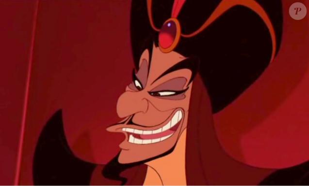 Jafar dans le dessin-animé