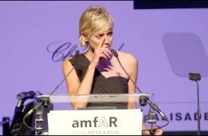 Grosse déception à Cannes : le gala de l'amfAR n'a récolté que 3,23 millions d'euros ! Moitié moins que l'an dernier !
