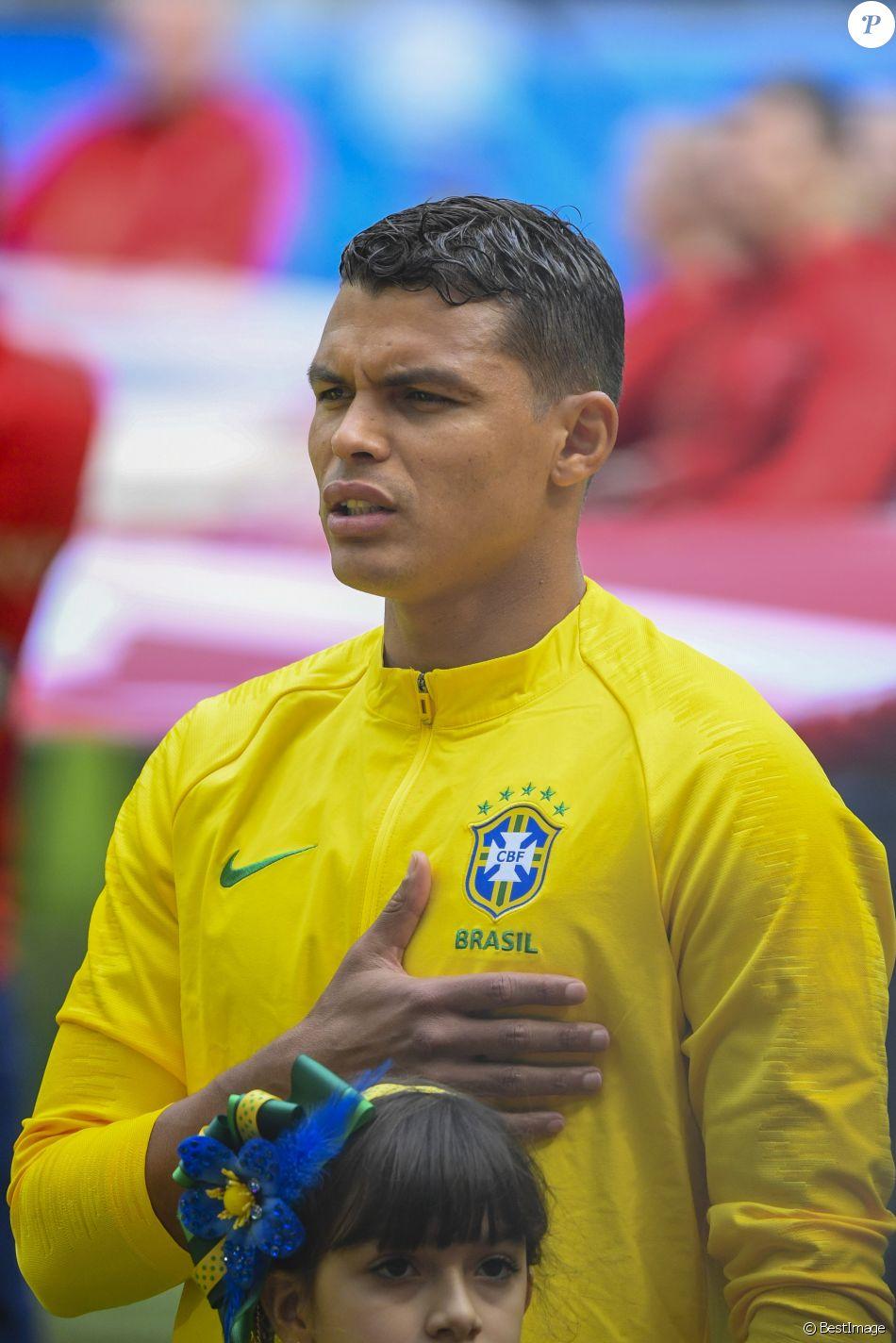 Thiago Silva - Match de la Coupe du Monde du groupe E ...