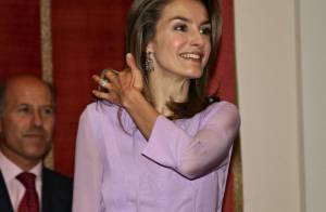 Letizia d'Espagne, tout simplement magnifique pour son anniversaire de mariage !