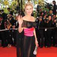 Elena Lenina lors du 62e Festival de Cannes