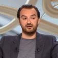 "Cyril Lignac dans ""Le Tube"" de Canal+, samedi 5 mai 2018"
