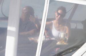 Katie Holmes : Vacances sur un yacht de luxe avec son amoureux Jamie Foxx