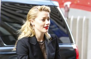 Amber Heard, un bébé dans les bras : La star fête un heureux événement...
