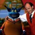 Vincent Lagaf et Bill du Bigdil, à la fin des années 90.