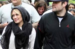 Hilary Duff marche contre le sida avec son chéri... Un couple au grand coeur !