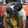 Exclusif - Lily Allen lors du festival de Notting Hill à Londres le 28 aout 2016 avec son nouveau petit ami MC Meridian Dan.