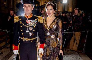 Mary et Marie de Danemark, atouts charme du Nouvel An royal au palais