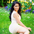 Ayem Nour en robe sexy sur Instagram - Juin 2018