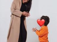 "Ayem Nour, maman épanouie avec son fils Ayvin, son ""meilleur supporter"""