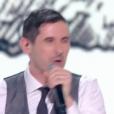 """Silvàn Areg qualifié lors de la première demi-finale de """"Destination Eurovision"""" diffusée le 12 janvier 2019 sur France 2."""