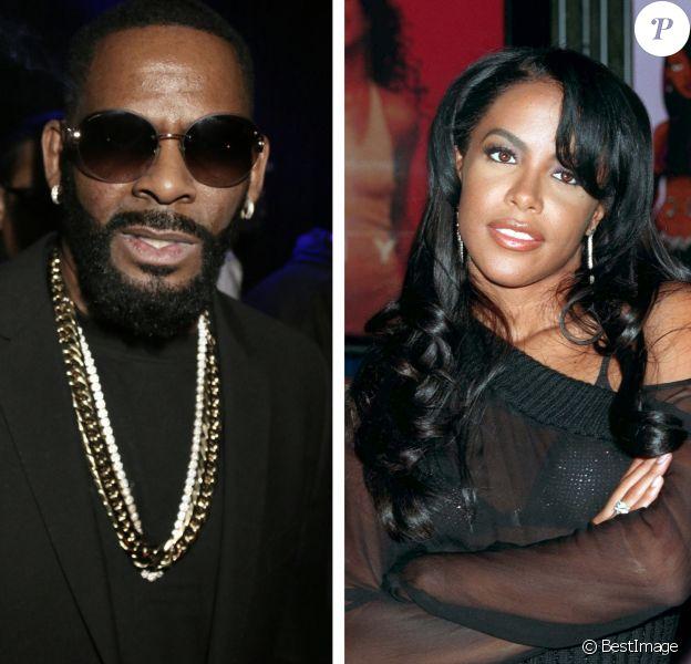 R. Kelly et Aaliyah se sont mariés en août 1994 alors qu'elle avait 15 ans. Illégal en raison du jeune âge de la chanteuse, le mariage a été annulé en 1995 par les parents d'Aaliyah.