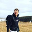 Dylan Efron, petit frère de Zac Efron, sur son compte Instagram.