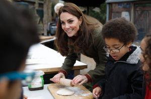 Kate Middleton, pizzaïolo d'un jour : Cette colle sur les goûts de la reine