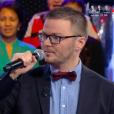 """Renaud, éliminé de """"N'oubliez pas les paroles"""" (France 2) lundi 14 janvier 2019 après 55 participations et 391 000 euros de gains."""