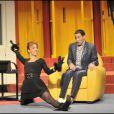Steevy Boulay et Indra dans Ma Femme est Folle au Théâtre des Nouveautés