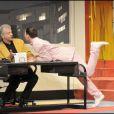 Steevy Boulay et Georges Beller dans Ma Femme est Folle au Théâtre des Nouveautés
