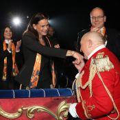 Stéphanie de Monaco: Entourée d'Albert, Louis et Marie, la magie du cirque opère