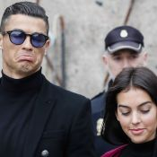 Cristiano Ronaldo : Sourire effacé au bras de Georgina après sa lourde peine