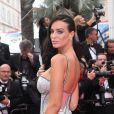 """Jade Foret (Jade Lagardère) - Montée des marches du film """" Ahlat Agaci """" lors du 71ème Festival International du Film de Cannes. Le 18 mai 2018 © Borde-Jacovides-Moreau/Bestimage"""