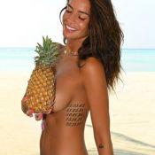 Jade Lagardère : Les seins nus, elle pousse un coup de gueule