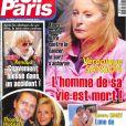 """""""Ici Paris"""", en kiosques le 23 janvier 2018."""